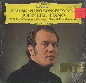 ブラームス:ピアノ協奏曲2番Op.83