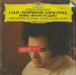 ラロ:スペイン交響曲Op.21,ベルリオーズ:夢想とカプリスOp.8