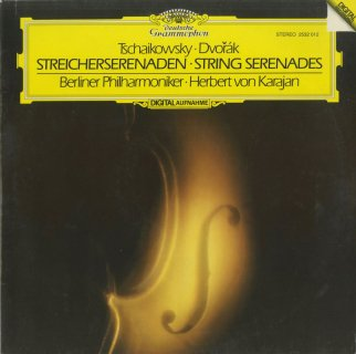 弦楽セレナーデ集/チャイコフスキー:Op.48,ドヴォルザーク:Op.22