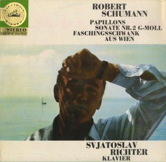 シューマン:ピアノ・ソナタ2番Op.22,蝶々Op.2,ウィーンの謝肉祭Op.26