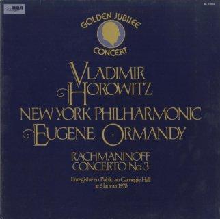 「ゴールデン・ジュビリー・コンサート」ラフマニノフ:ピアノ協奏曲3番Op.30