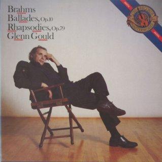 ブラームス:4つのバラードOp.10,2つの狂詩曲Op.79