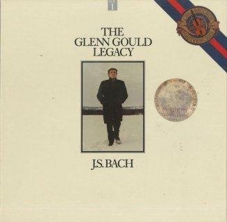 「グールド・レガシーVol.1」バッハ:ゴルトベルク(1955),協奏曲1番,イギリス組曲2番,他