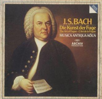 バッハ:フーガの技法BWV.1080,カノンBWV.1072,1078,1086,1087