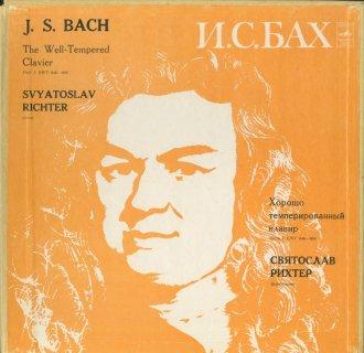 バッハ:平均律クラヴィア曲集第1,2巻BWV.846〜893(全48曲)