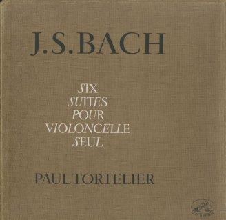 バッハ:6つの無伴奏チェロ組曲