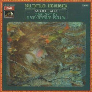 フォーレ:チェロ・ソナタ1番Op.109,2番Op.117,悲歌Op.24,蝶々Op.77,セレナーデOp.98