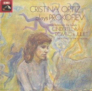 プロコフィエフ:シンデレラからの小品(13曲),ロメオとジュリエットからの10の小品