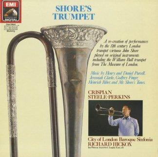 「Shore's Trumpet」/パーセル,ビーバー,他