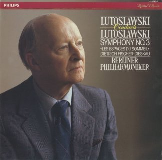 ルトスワフスキ:交響曲3番,眠りの空間