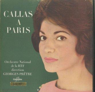 「パリのカラス」/オルフェ,アルセスト,カルメン,サムソンとダリラ,ロメオとジュリエット,ミニョン,ル・シッド,ルイーズ