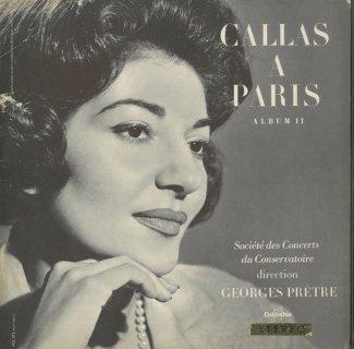 「パリのカラスVol.2」/タウリスのイフィゲニア,ファウストの劫罰,真珠とり,マノン,ウェルテル,ファウスト