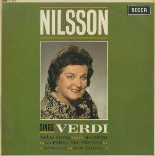 ヴェルディ:オペラ・アリア集/マクベス,運命の力,ナブッコ,ドン・カルロ