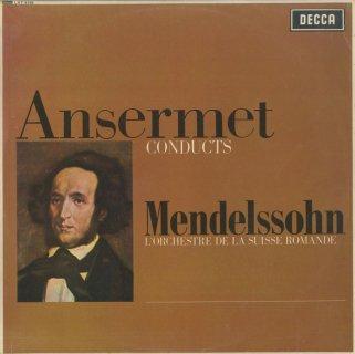 メンデルスゾーン:交響曲4番「イタリア」,序曲/フィンガルの洞窟,リュイ・ブラース,美しいメルジーネの物語