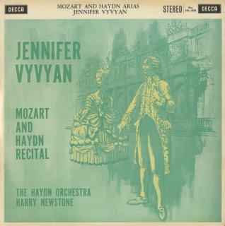 モーツァルト:コンサート・アリアK.272,505,ハイドン:ベレニーチェのシェーナ「ベレニーチェ、何をしているの?」,聖チェチーリアのミサ〜2曲