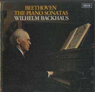 ベートーヴェン:ピアノ・ソナタ全集(全32曲)