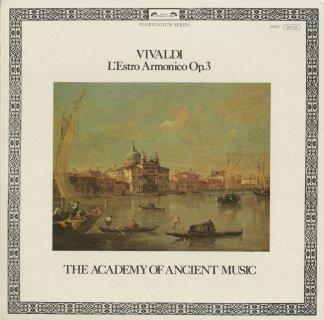 ヴィヴァルディ:合奏協奏曲集「調和の霊感」Op.3
