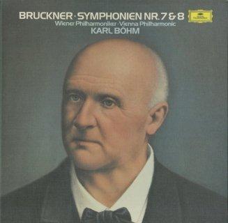 ブルックナー:交響曲7,8番