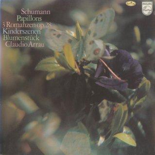 シューマン:蝶々,ロマンス,子供の情景,花の曲集