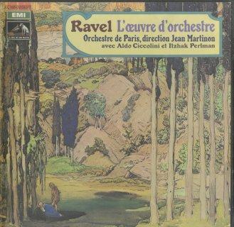 「ラヴェル:管弦楽作品集」ボレロ,スペイン狂詩曲,ラ・ヴァルス,ダフニスとクロエ,マ・メール・ロワ,ピアノ協奏曲,他
