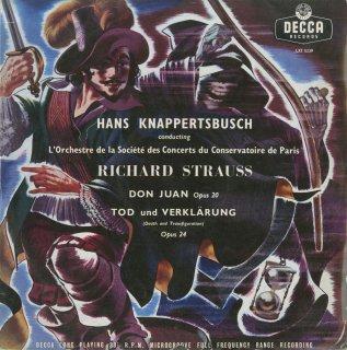 リヒャルト・シュトラウス:交響詩「ドン・ファン」Op.20,「死と変容」Op.24