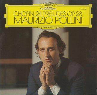 ショパン:24の前奏曲Op.28