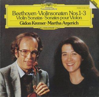 ベートーヴェン:ヴァイオリン・ソナタ1〜3番Op.12