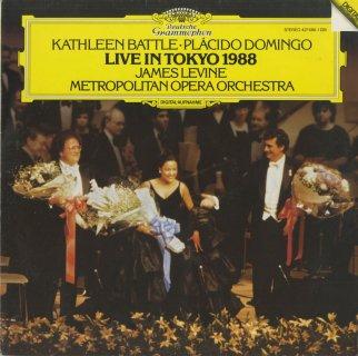 バトル & ドミンゴ Live in Tokyo 1988/ヴェルディ,ドニゼッティ,モーツァルト,ロッシーニ,グノー,レハール