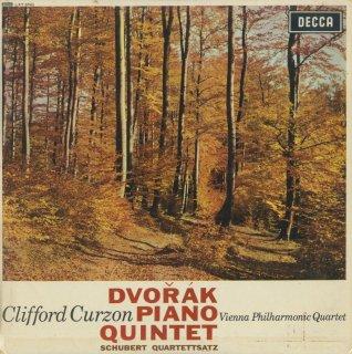 ドヴォルザーク:ピアノ五重奏曲Op.81,シューベルト:四重奏断章