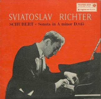 シューベルト:ピアノ・ソナタ16番Op.42