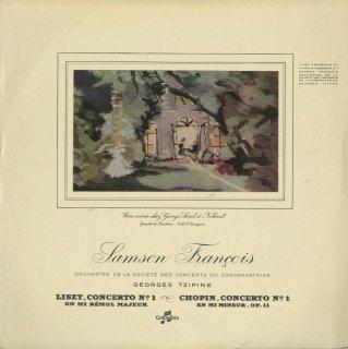 ピアノ協奏曲集/ショパン:1番Op.11,リスト:1番