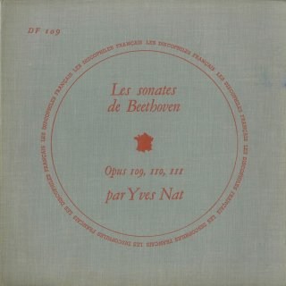 ベートーヴェン:ピアノ・ソナタ30-32番Op.109-111