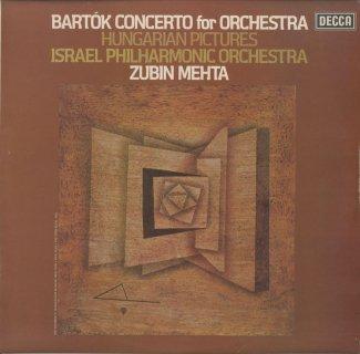 バルトーク:管弦楽のための協奏曲,ハンガリーの風景