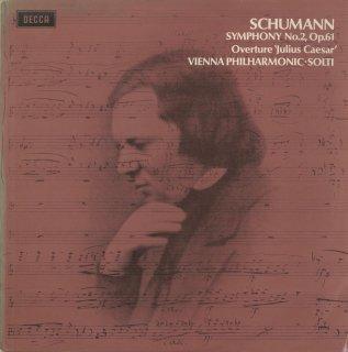 シューマン:交響曲2番Op.61,序曲「ジュリアス・シーザー」