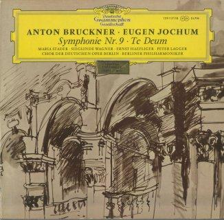 ブルックナー:交響曲9番,テ・デウム