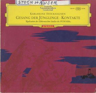 シュトックハウゼン:「少年の歌」,「コンタクテ」