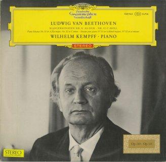 ベートーヴェン:ピアノ・ソナタ31番Op.110,32番Op.111