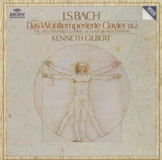 バッハ:平均律クラヴィーア曲集1,2巻(全48曲)