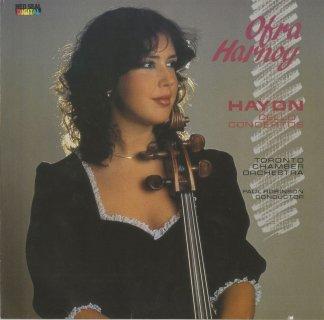 ハイドン:チェロ協奏曲1,2番