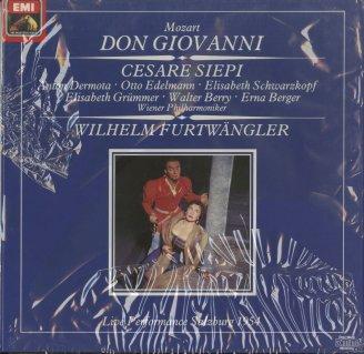 モーツァルト:「ドン・ジョヴァンニ」(全曲)