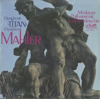マーラー:交響曲1番「巨人」,4番
