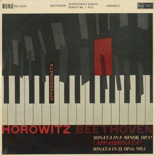ベートーヴェン:ピアノ・ソナタ23番Op.57「熱情」,7番Op.10-3