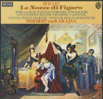 モーツァルト:フィガロの結婚(全曲)