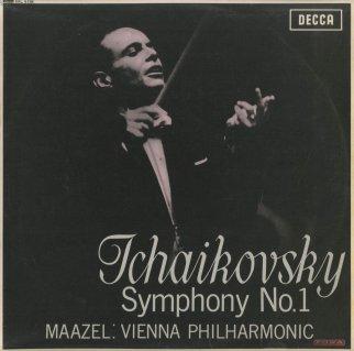 チャイコフスキー:交響曲1番Op.13「冬の日の夢想」