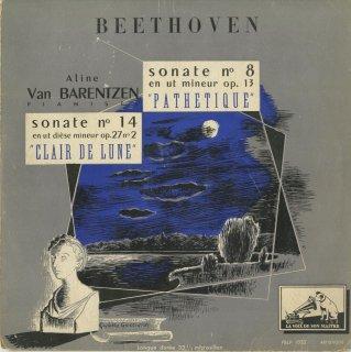 ベートーヴェン:ピアノ・ソナタ14番Op27−-2「月光」,8番Op.13「悲愴」