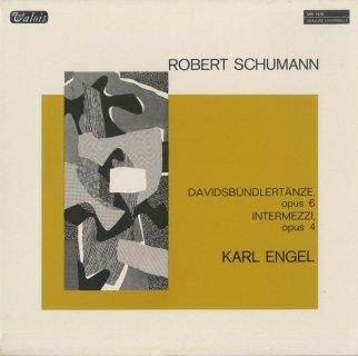シューマン:ダヴィッド同盟舞曲集Op.6,間奏曲Op.4