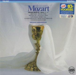 モーツァルト:ミサK.427