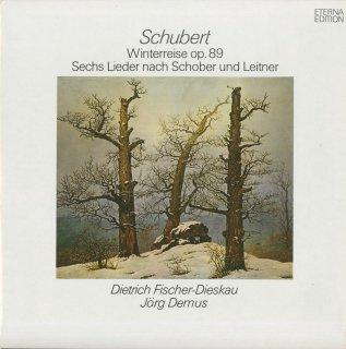 シューベルト:冬の旅Op.89,6つの歌曲/涙,舟人の別れの歌,十字軍