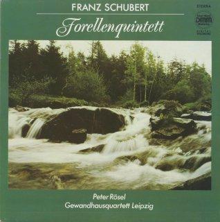 シューベルト:五重奏曲Op.114「ます」,アダージョとロンド・コンチェルタンテ