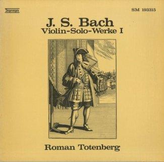 バッハ:無伴奏ヴァイオリン・ソナタ1番BWV.1001,パルティータ1番BWV.1002
